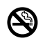 No-smoking rooms