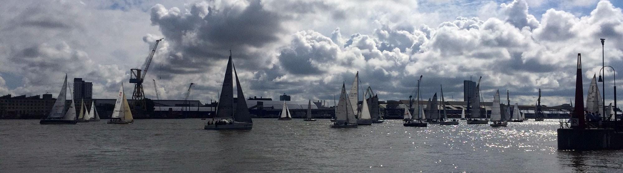 Smiltynės Jachtklubo uostas
