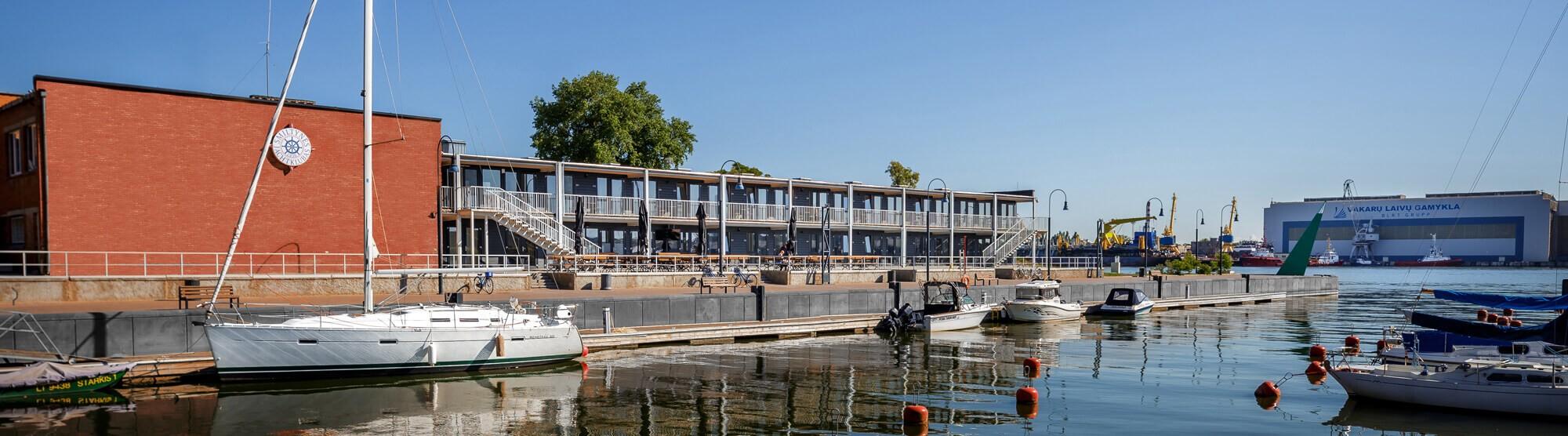 Smiltyne Yachtclub hotel