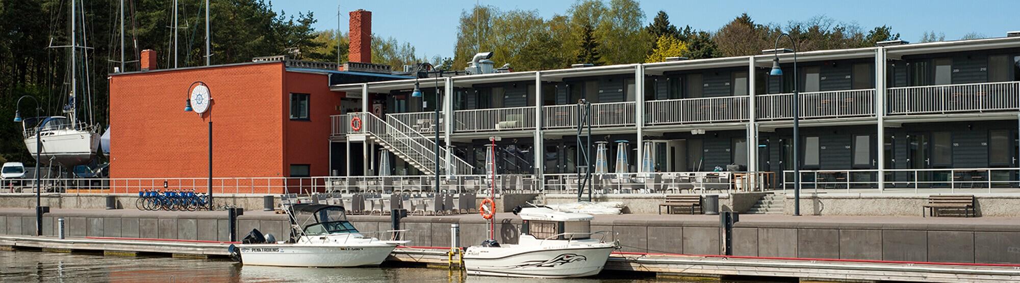 Smiltyne Yacht Club Marina